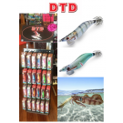 DTD BULK SQUID JIG PACKAGE (30 Lures)