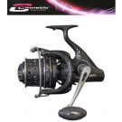 CINNETIC CAYMAN BLACK EVOLUTION SS 7000 ALU REEL
