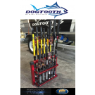 DOGTOOTH BULK TELESCOPIC ROD PACKAGE